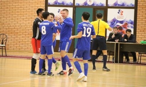 «Окжетпес» обыграл «Кайрат» в матче чемпионата РК