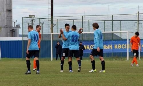 «Алтай» одержал победу над «Мактааралом» в матче Первой лиги
