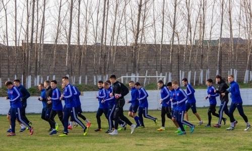«Акжайык» нанес поражение «Актобе-Жас» в матче Первой лиги