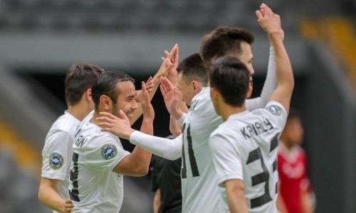 «Астана М» и «Кызыл-Жар СК» разошлись миром в матче Первой лиги