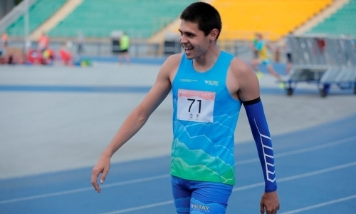 Новый рекорд Казахстана установлен на чемпионате Азии по легкой атлетике
