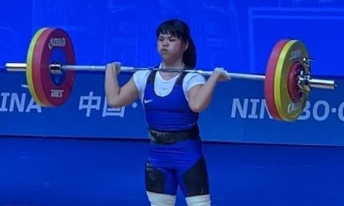 Зульфия Чиншанло провалилась на чемпионате Азии-2019