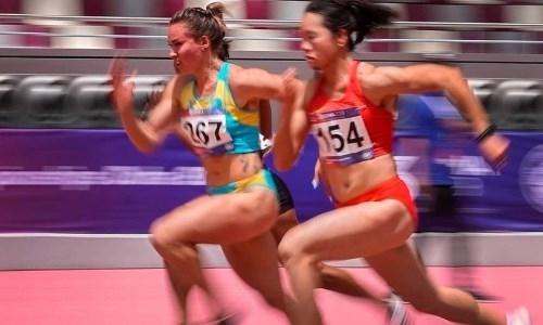 Казахстанка взяла «золото» чемпионата Азии в беге на 100 метров с рекордом континента