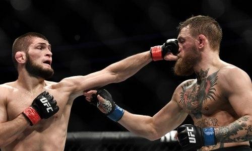 Президент UFC нашел способ примирения Нурмагомедова иМакгрегора после боя на«нефартовой» арене Головкина