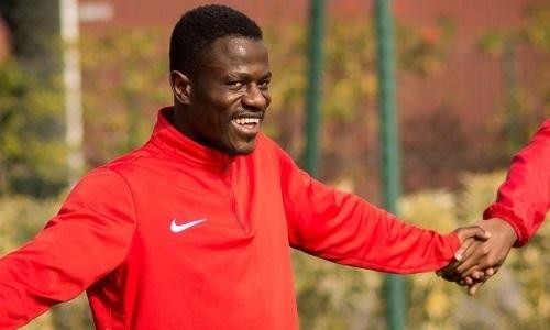 Африканский форвард после ухода из КПЛ спустя три месяца вновь сменил клуб