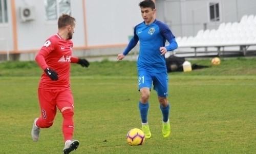 Молодой казахстанский футболист помог российскому клубу одержать гостевую победу в чемпионате