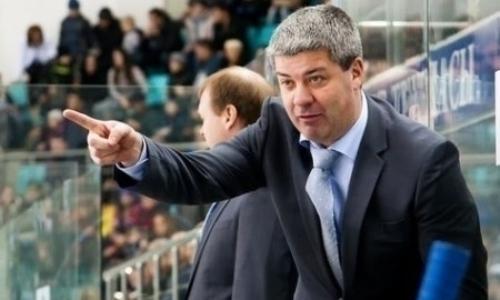 Наставник «Сарыарки» совершил уникальное достижение в ВХЛ