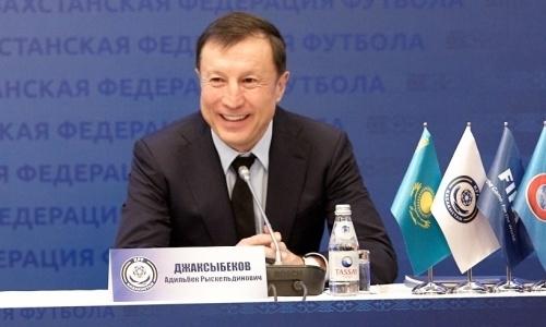 Адильбек Джаксыбеков: «Футбол стал для нас смыслом жизни»
