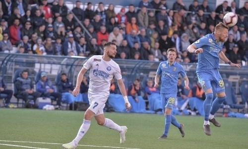 Гол экс-игрока «Астаны» не помог «Оренбургу» обыграть аутсайдера РПЛ