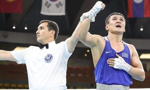«Бой с узбеком запомнится надолго». Казахстанский победитель «Монстра» делится первыми впечатлениями от «золота» ЧА-2019