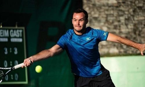 Казахстанский теннисист выиграл девятый титул в парном разряде