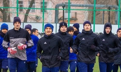 «Акжайык» минимально переиграл «Кызыл-Жар СК» в Петропавловске
