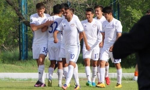 «Астана М» впервые проиграла в Первой лиге