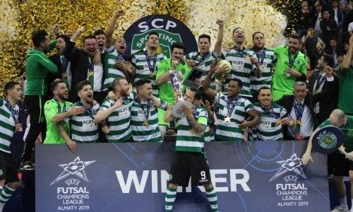 Финал четырех Лиги Чемпионов в Алматы установил ряд рекордов