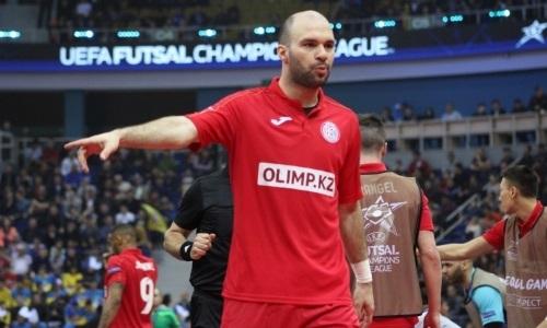 Игрок сборной Казахстана перейдет в состав обидчика «Кайрата» в финале Лиги Чемпионов
