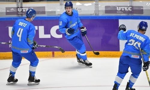 Сборная Казахстана с трудом победила Словению на старте домашнего ЧМ-2019