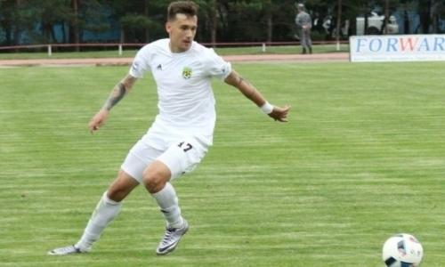 Футболист сборной Казахстана находится в тяжелом состоянии в реанимации
