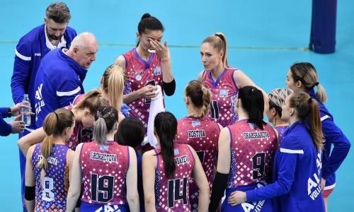 «Алтай» со второго места вышел в четвертьфинал женского клубного чемпионата Азии