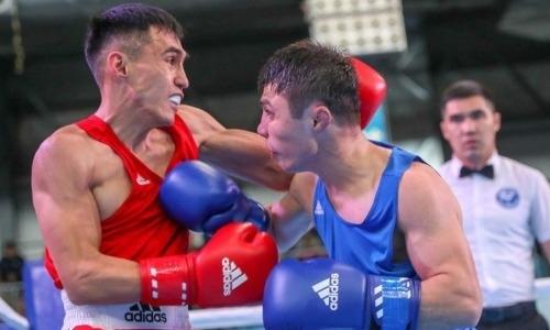 На Спартакиаде по боксу определены все четвертьфиналисты