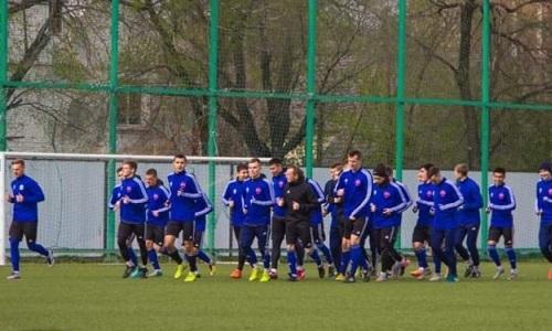«Акжайык» сыграл вничью с «Кыраном» в матче Первой лиги