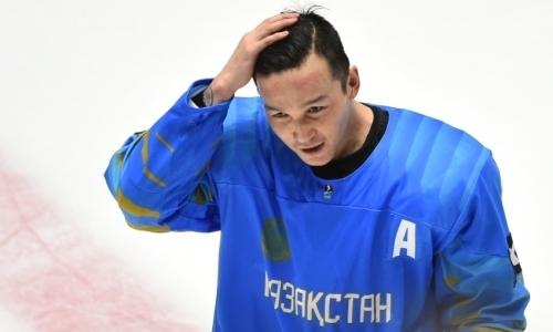 «Это круто очень». Талгат Жайлауов оценил силу Беларуси и свои шансы вернуться в «Барыс»