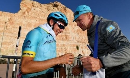 Хирт — седьмой на четвертом этапе «Тура Романдии»