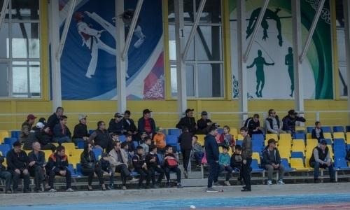 3 400 зрителей посетили матчи пятого тура Первой лиги