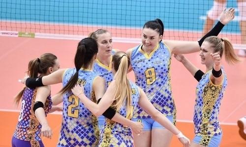 Клубный чемпионат Азии среди женщин: «Алтай» оспорит «бронзу»