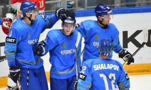 Сборная Казахстана феерически завершила домашний чемпионат мира-2019