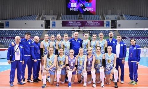 «Алтай» занял четвертое место на клубном чемпионате Азии среди женщин
