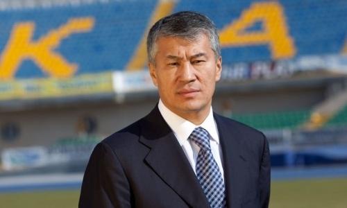 «Шпилевский должен унас отработать три года». Боранбаев прояснил позицию поглавному тренеру