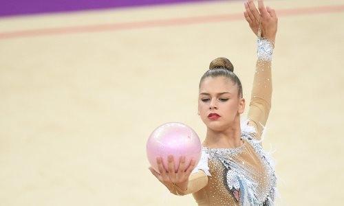 Гимнастка завоевала «золото» чемпионата мира, выступив под песню Димаша Кудайбергена