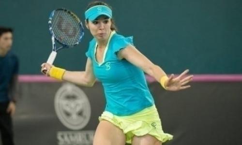 Воскобоева и Кудерметова не смогли выйти в финал турнира в Мадриде
