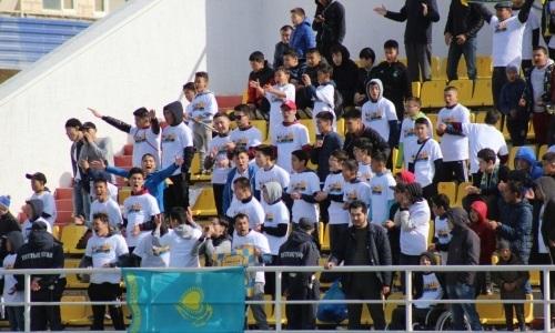 6 950 зрителей посетили матчи шестого тура Первой лиги