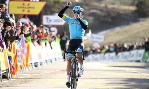 Лопес — четвертый на первом этапе «Джиро д'Италия»