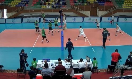 Определился победитель мужской Национальной лиги 27-го чемпионата Казахстана