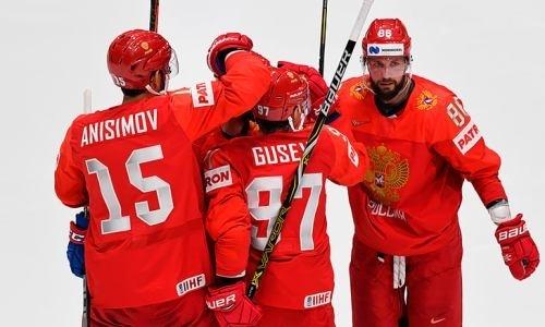 Прямая трансляция матчей ЧМ-2019 Россия — Чехия и Словакия — Канада в Казахстане