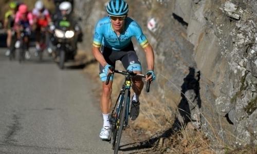 Лопес — 13-й на третьем этапе «Джиро д'Италия»