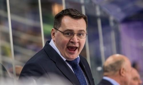 Скандальный экс-наставник «Барыса» исборной Казахстана получил предложение отклуба КХЛ