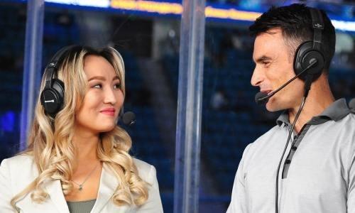 Казахстанки стали лауреатами сезона КХЛ