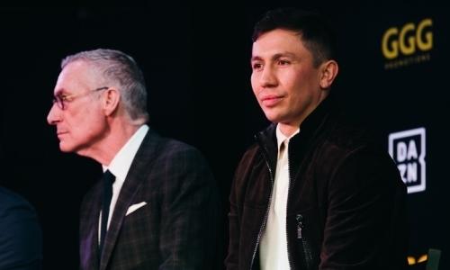 DAZN отметил важность боя Головкина и назвал еще двух крутых боксеров наряду с ним