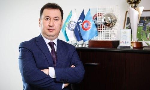 ПФЛК поздравила Азамата Айтхожина с днем рождения