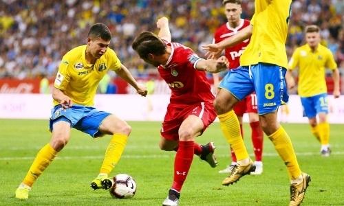 Зарубежный клуб игрока сборной Казахстана потерял шансы на еврокубки в следующем сезоне