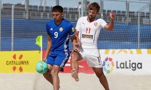 Подведены итоги выступления сборной Казахстана по пляжному футболу в Мировых пляжных играх