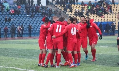«Кызыл-Жар СК» обыграл «Кыран» в матче Первой лиги