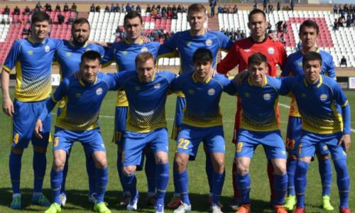 «Алтай» в гостях переиграл «Байконур» в матче Первой лиги