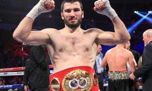 «Головкин полутяжелого веса» проведет защиту титула против победителя боя небитых претендентов