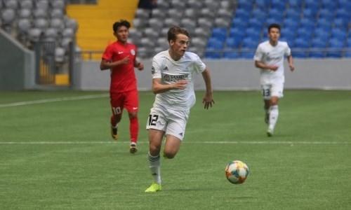 «Придаст мотивации». 17-летний форвард «Астаны М» — о дебютном голе в Первой лиге