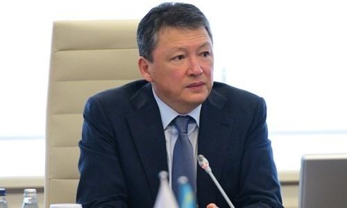 Тимура Кулибаева назначили членом комиссии Международного олимпийского комитета