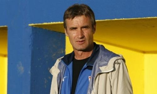 В «Каспие» сменился ассистент тренера